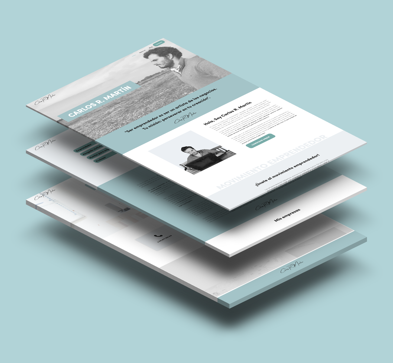 Diseño Web Carlos R. Martin